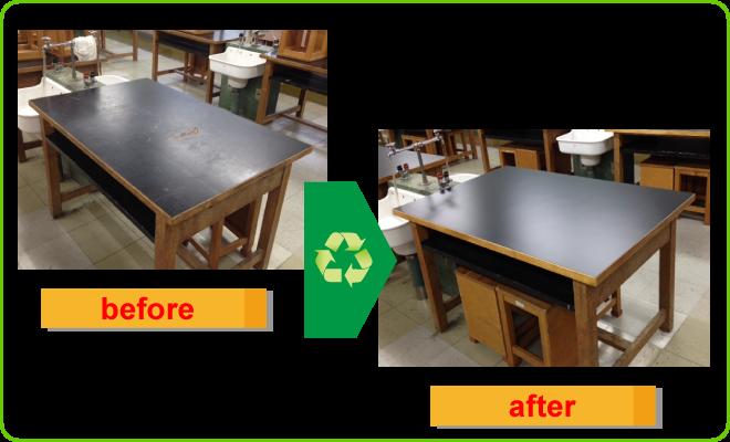 理科室before-after